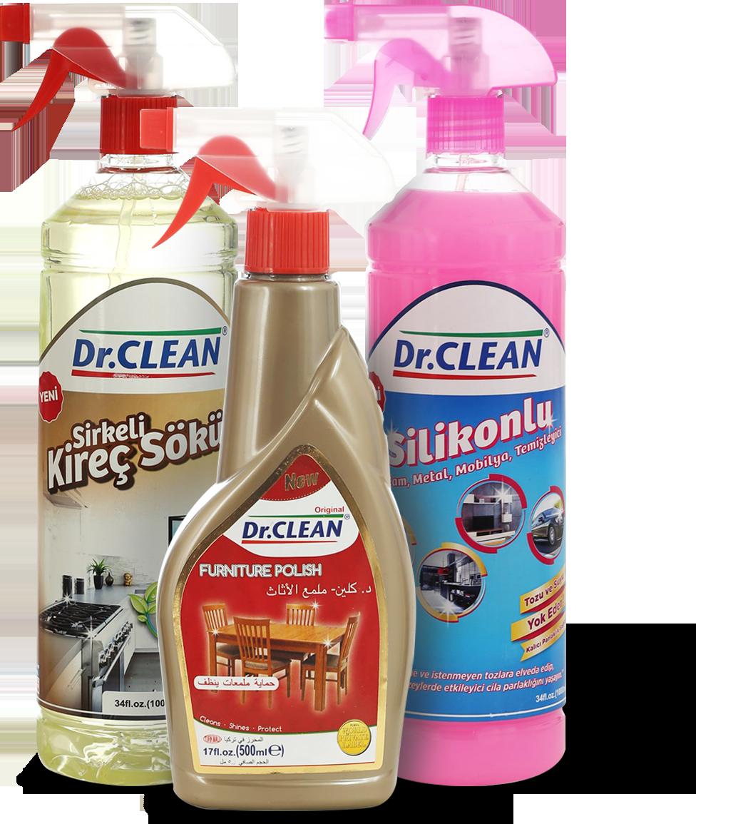 Evsel Temizlik Ürünleri